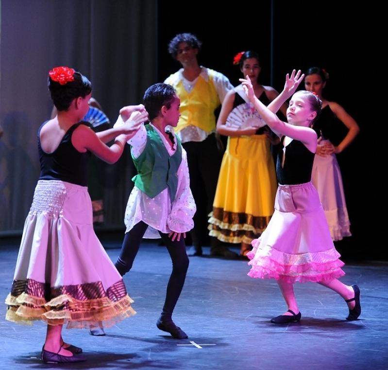 Onde Encontrar Ballet Infantil Iniciante Brooklin - Ballet Infantil Dança
