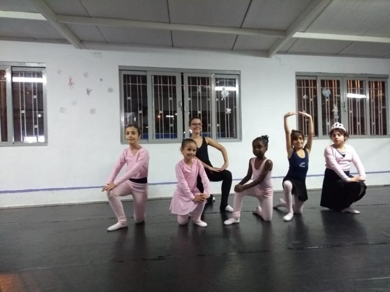 Onde Encontrar Ballet Infantil para Criança Interlagos - Escola de Ballet Infantil