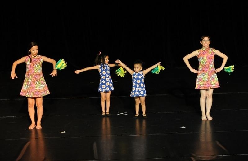 Onde Encontrar Escola de Ballet Infantil Capão Redondo - Escola de Ballet Infantil