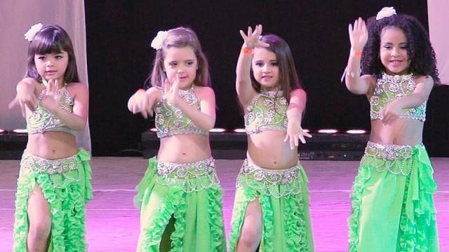 Onde Encontro Dança do Ventre Infantil Ipiranga - Dança do Ventre Iniciante