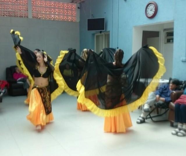 Onde Encontro Dança do Ventre Moderna Jardim Orly - Dança do Ventre Aula