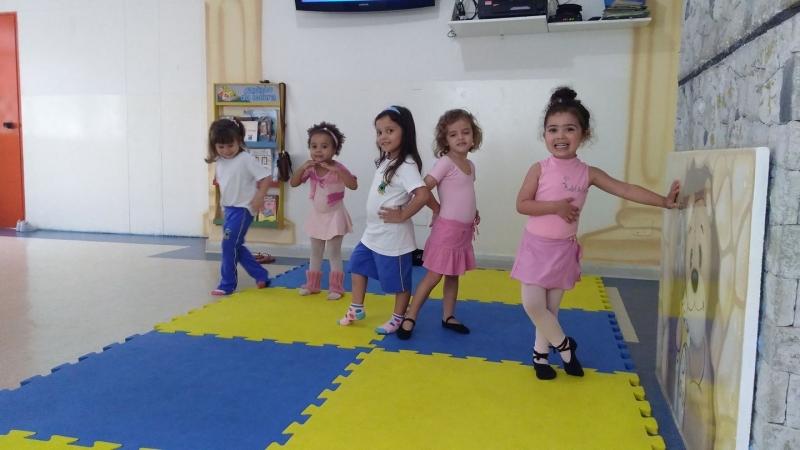 Onde Fazer Ballet Infantil Aula Campo Limpo - Ballet Infantil Iniciante