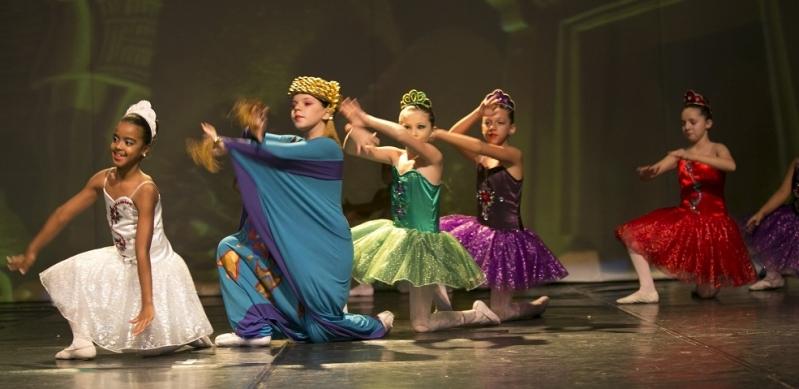 Onde Fazer Escola de Ballet Infantil Vila Morumbi - Aula Ballet Infantil
