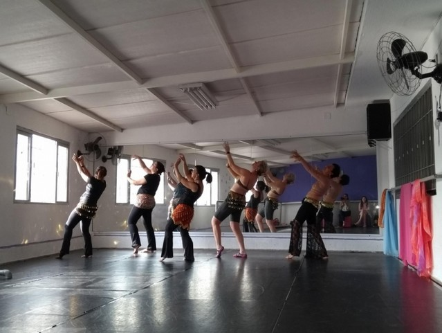 Onde Tem Aula de Dança do Ventre M'Boi Mirim - Dança do Ventre Aula