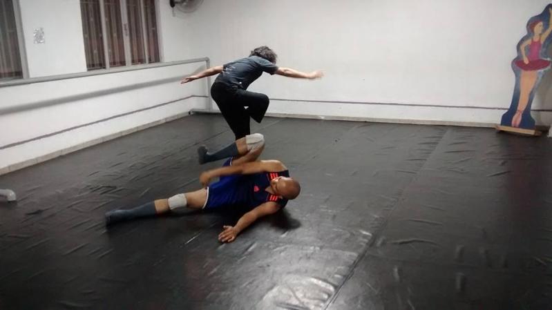 Onde Tem Dança Contemporânea Aula Ipiranga - Dança Contemporânea Duo