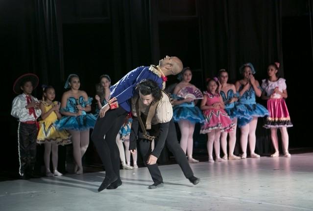 Onde Tem Dança Contemporânea Homens Ibirapuera - Dança Contemporânea Dupla