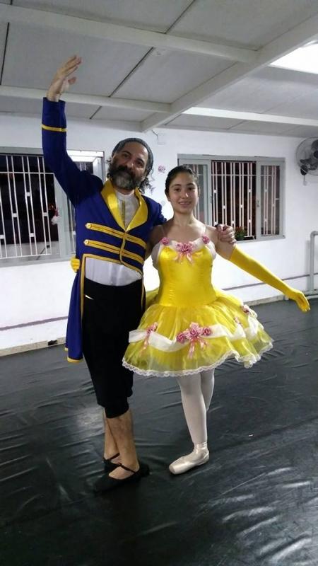 Preço da Aula de Ballet Completa Cupecê - Aula de Ballet Royal