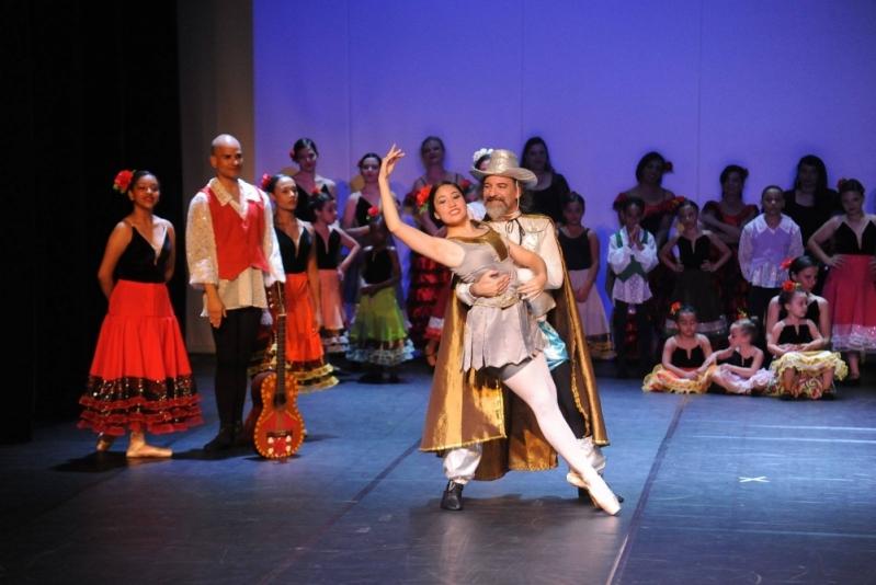 Preço da Aula de Ballet Moderno Parque do Otero - Aula de Ballet Clássico Infantil