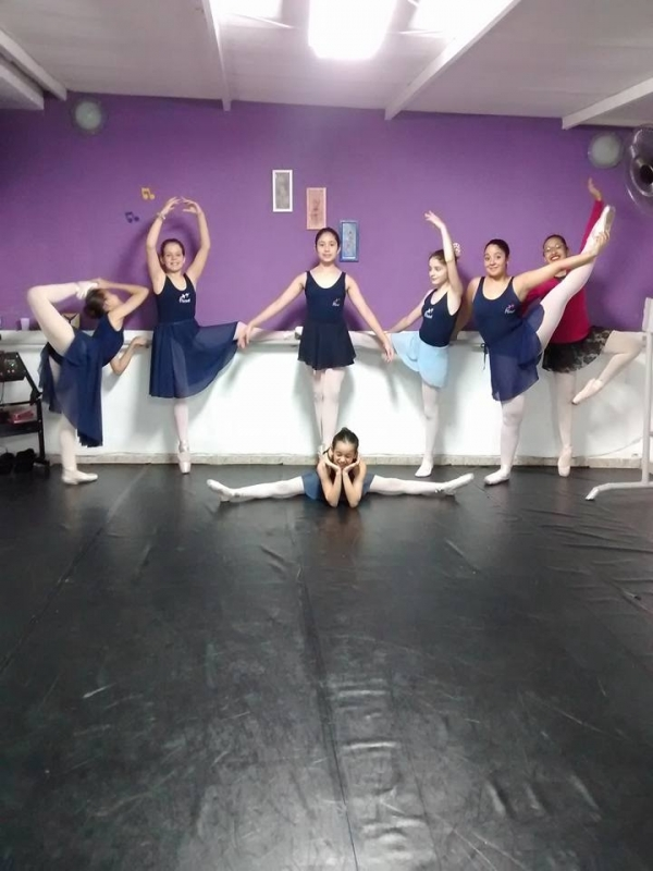 Preço da Aula de Ballet para Iniciantes Fazenda Morumbi - Aula de Ballet Infantil