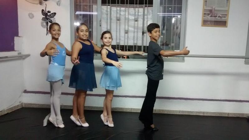 Preço da Aula de Ballet Russo para Criança Morumbi - Aula de Ballet Moderno