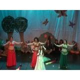 aprender dança do ventre iniciante Zona Sul