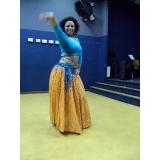 aprender dança do ventre moderna Campo Grande