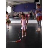 aula ballet infantil Parque Colonial