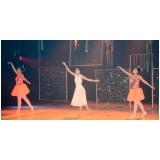 aula de ballet adulto iniciante Parque Colonial