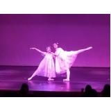 aula de ballet moderno