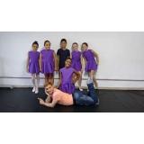 aula de ballet royal