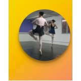 aula de ballet russo