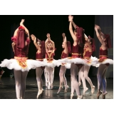 aula de ballet avançado Nova Piraju