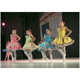 aula de ballet clássico infantil valor Capão Redondo