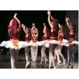 aula de ballet infantil avançado valor Campo Grande