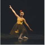 aula de ballet infantil iniciante preço Zona Sul