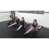 aula de ballet infantil iniciante valor M'Boi Mirim