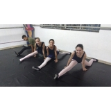 aula de ballet infantil iniciante valor Jardim Suzana