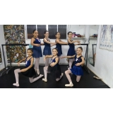 aula de ballet infantil iniciante Jockey Club