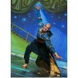 aula de ballet masculino preço Rio Bonito