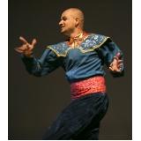 aula de ballet masculino Alvarenga