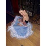 aula de ballet moderno preço Santo Amaro