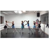 aula de ballet para iniciantes valor Jardim Panorama D'Oeste