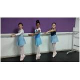 aula de ballet para iniciantes Parque do Otero