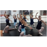 aula de ballet russo Cidade Dutra