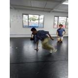 aula de hip hop para iniciantes preço M'Boi Mirim