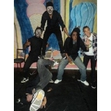 aula de hip hop Jabaquara