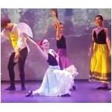 aulas de ballet barra Jockey Club