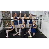 aulas de ballet básico Alvarenga