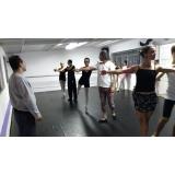 aulas de ballet completa Vila Marcelo