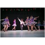 aulas de ballet infantil Parque do Otero