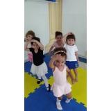 ballet infantil aula valor Santo Amaro