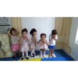 ballet infantil aula Rio Bonito