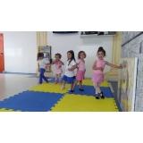 ballet infantil aula