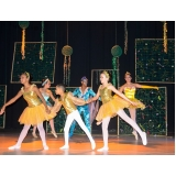 ballet infantil masculino