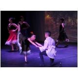 ballet infantil dança preço Zona Sul