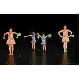 ballet infantil dança valor Nova Piraju