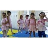 ballet infantil dança Alvarenga