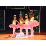 escola de ballet infantil