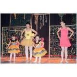 ballet infantil iniciante preço Vila Marcelo