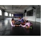 ballet infantil iniciante valor Santo Amaro